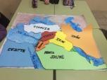 Mapa 1º A